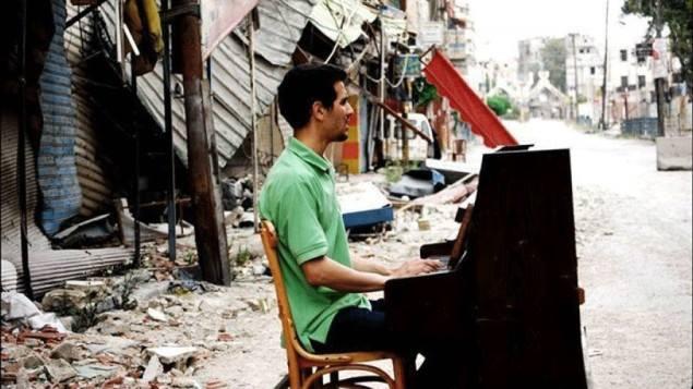 Aeham Ahmad – Der Pianist aus Jarmuk, Syrien / Konzert am 24. Juli 2016