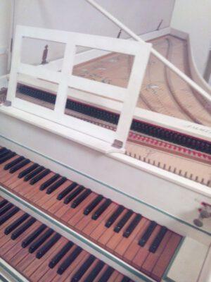 Musikalischer Impuls – 01.8.2020 Silberklang – Musik für Cembalo