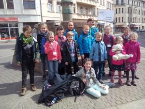 Gründung des Kinder- und Jugendchorverbandes PUERI CANTORES und Chorfest in Halle | Wir waren dabei.