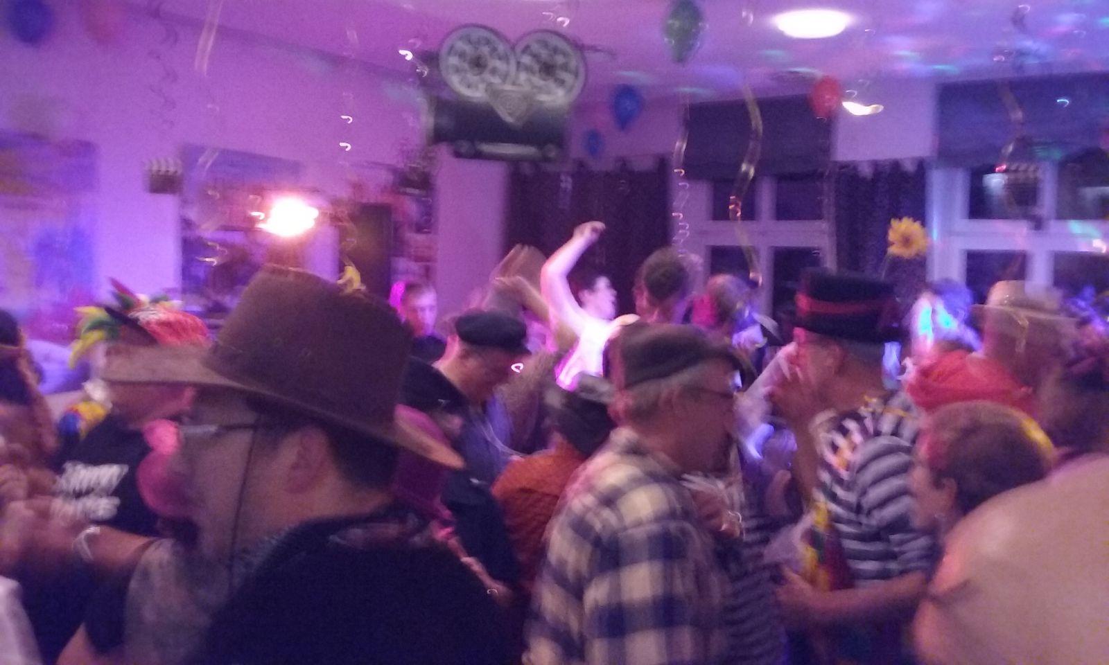 Karneval – Fasching – Fastnacht … 15.02.20 im Pfarrsaal von St. Josef