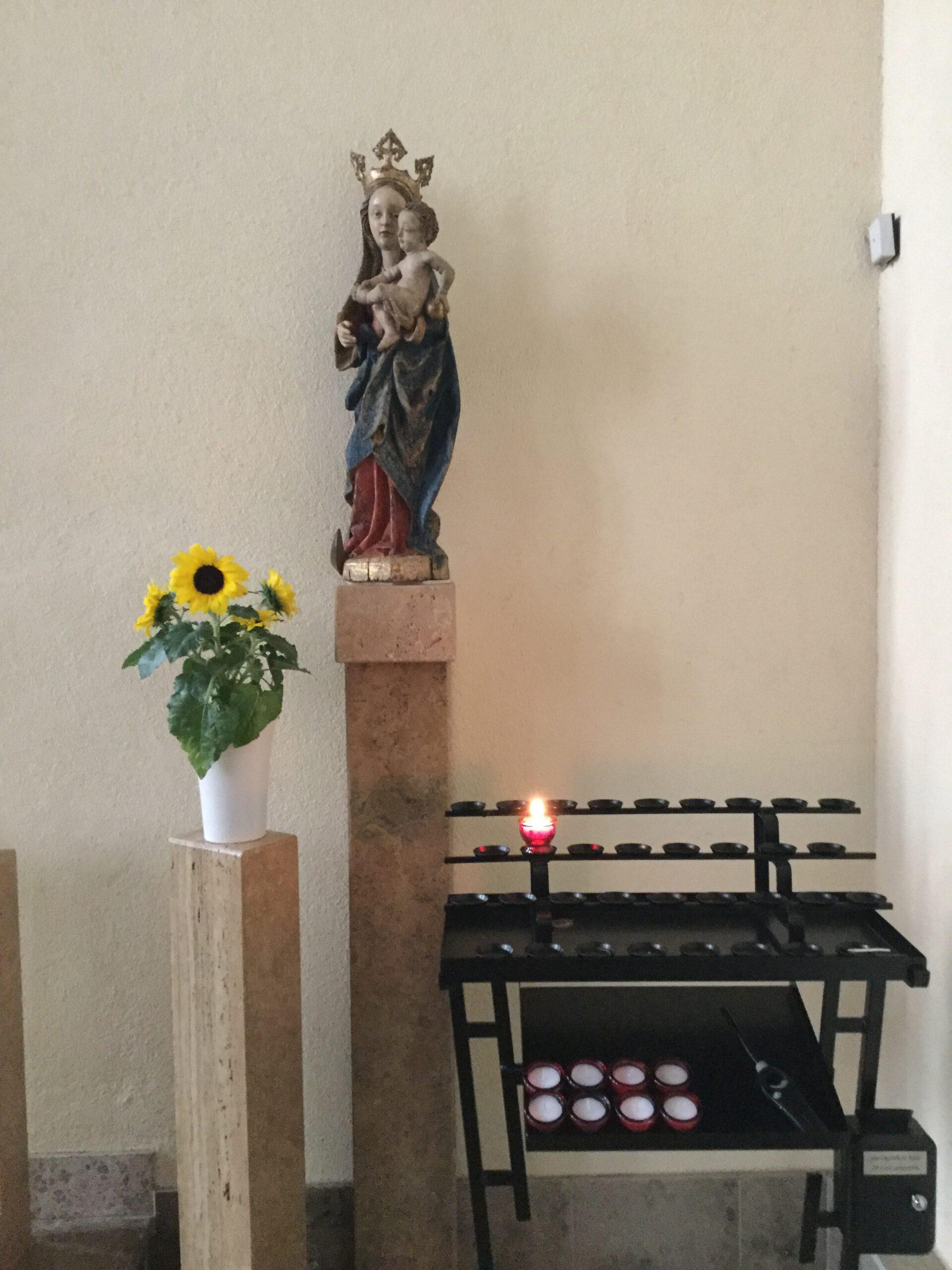 Gebetskreis in St. Josef