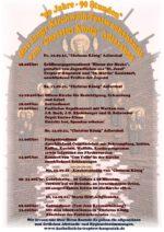 90 Jahre – 90 Stunden | Das lange Kirchweih-Festwochenende von Christus König