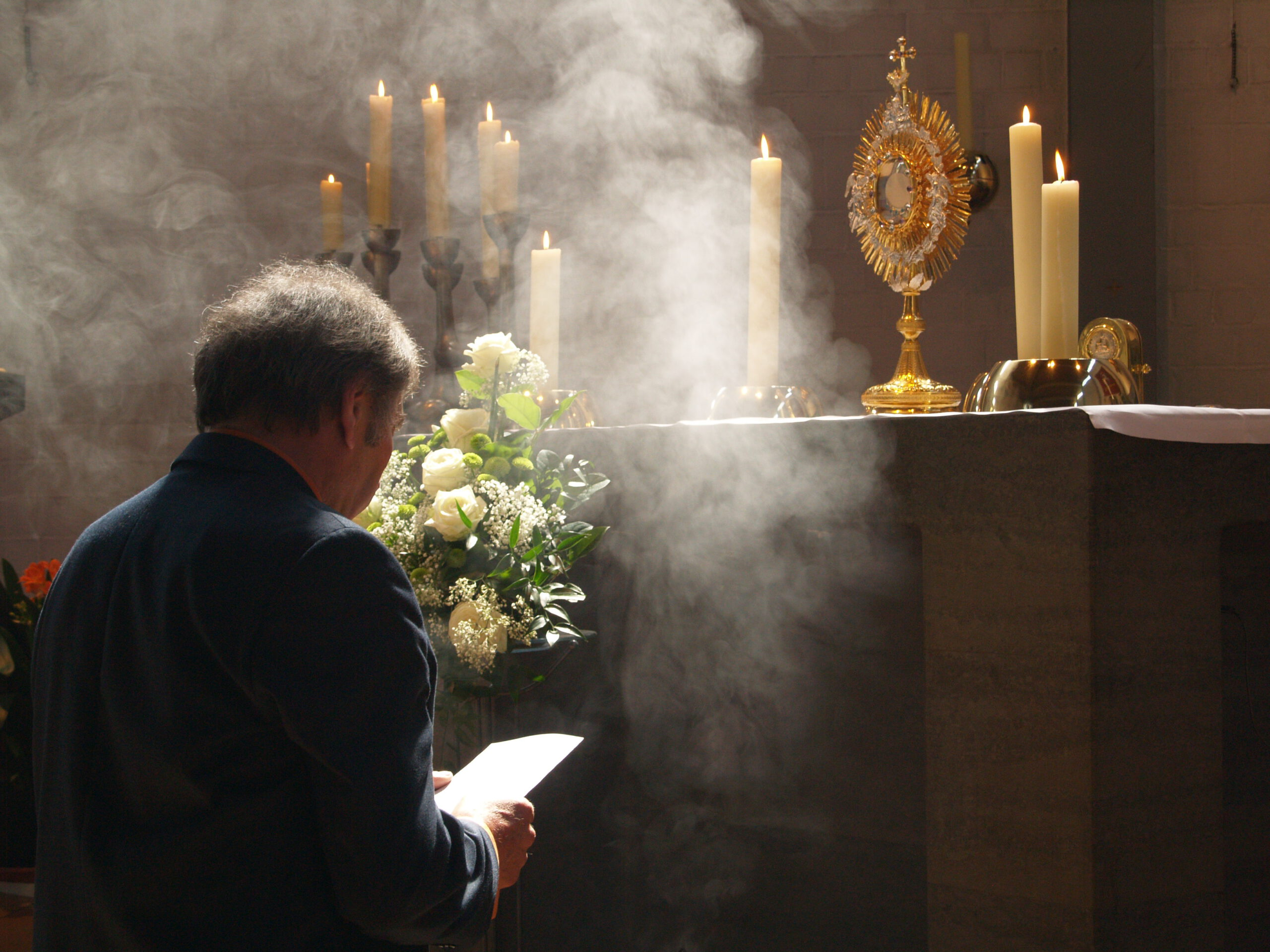 Die Gnade der Verehrung | Geistlicher Impuls | 02.06.2021