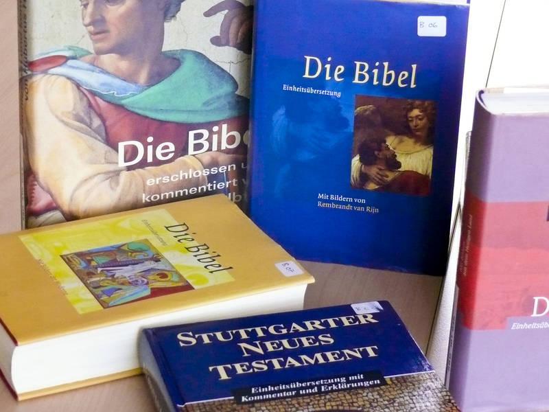 Ökumenische Bibelwoche online vom 24.-29.01.2021