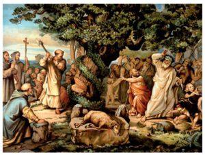 Impuls für den Tag – 05.06.2020 – Kampf der Götter