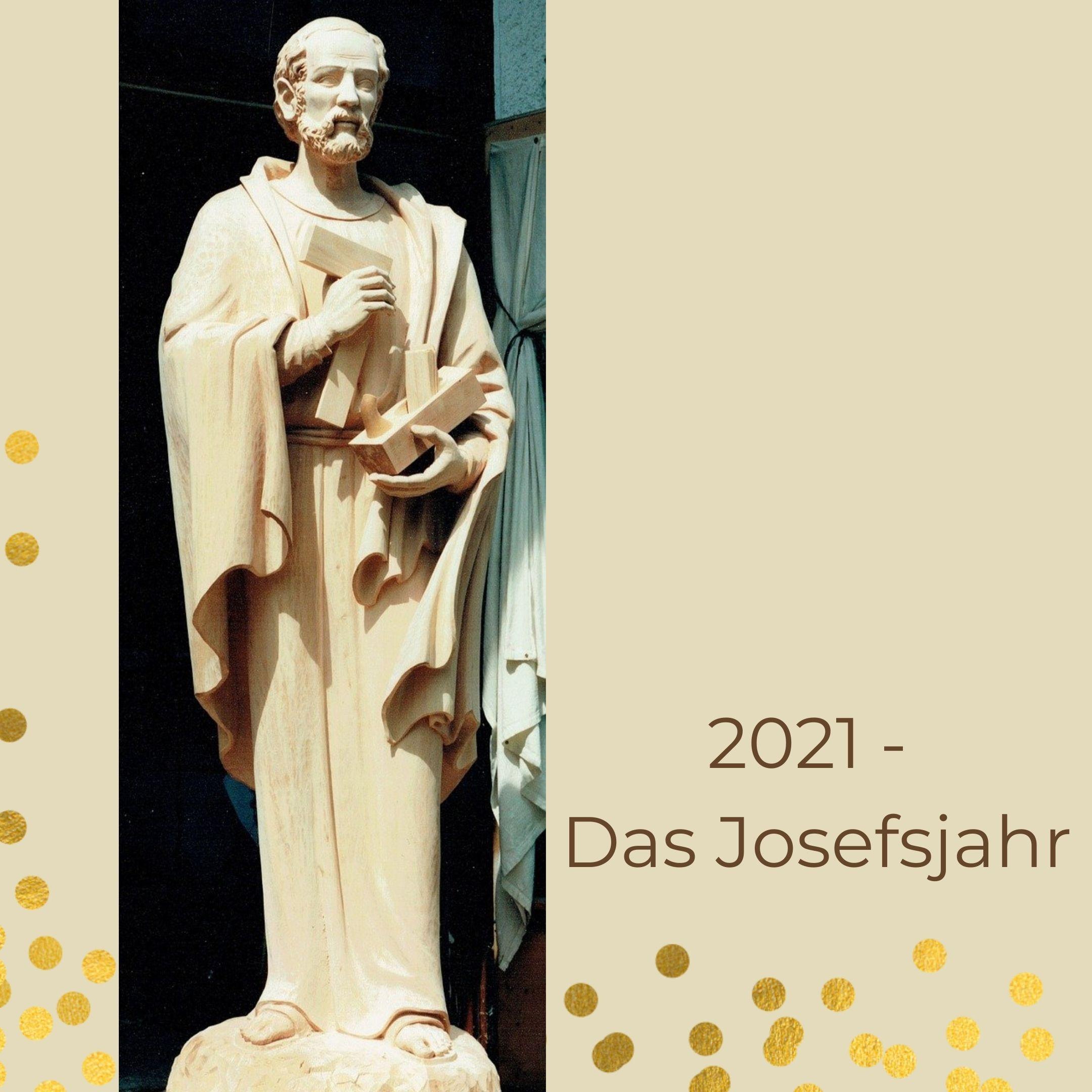 2021 – Das Jahr des Heiligen Josef