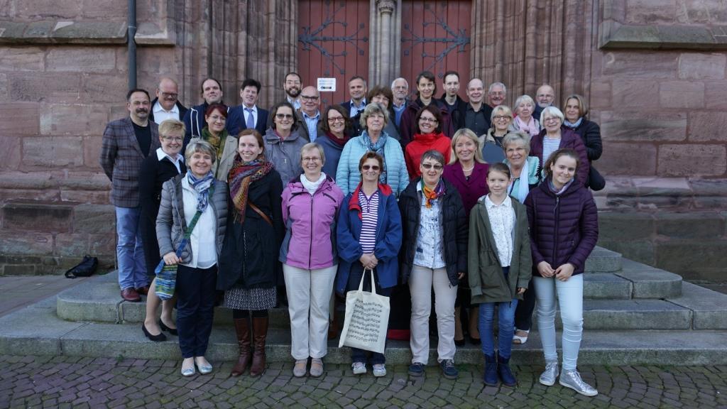 Chorfahrt nach Heilbad Heiligenstadt 13. – 15. Oktober 2017