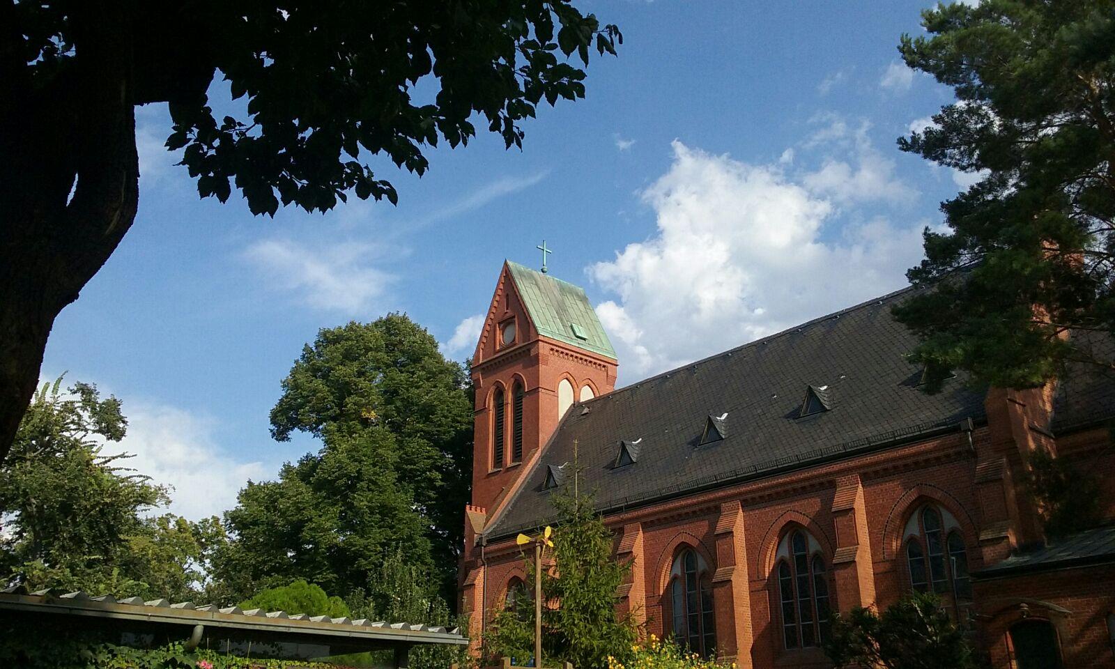 """Vorwort zum """"Kirchenfenster"""" September/ Oktober 2016"""