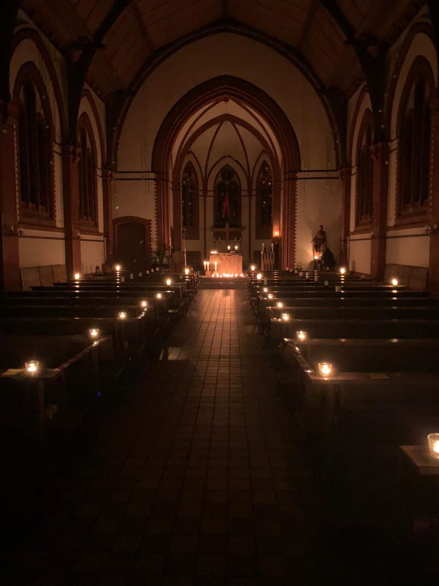 Geistlicher Impuls – 02.12.2020 – Es ist wieder die Zeit …
