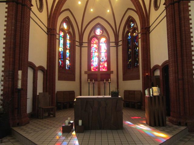 Was ist los in St. Josef im Monat September 2017?