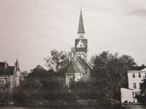 Was ist eigentlich aus dem Plan geworden, den Kirchturm von St. Josef zu rekonstruieren?