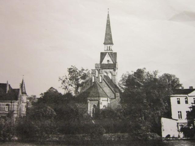 St. Josef mit Kirchturm?