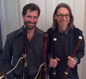 Musik in der Kirche – Konzert für Flöte, Fagott und Cembalo – 1. November 2015 um 17 Uhr