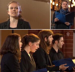 Der Jugendchor von St. Josef in rbbKultur und in der ARD
