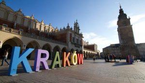 Fahrt der Gemeinden des Pastoralen Raumes 2017 nach Krakau