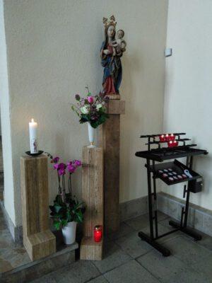 Geistlicher Impuls – 09.09.2020 – Fest der Geburt Marias