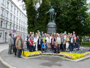 Gemeindewallfahrt nach Wien und Oberösterreich