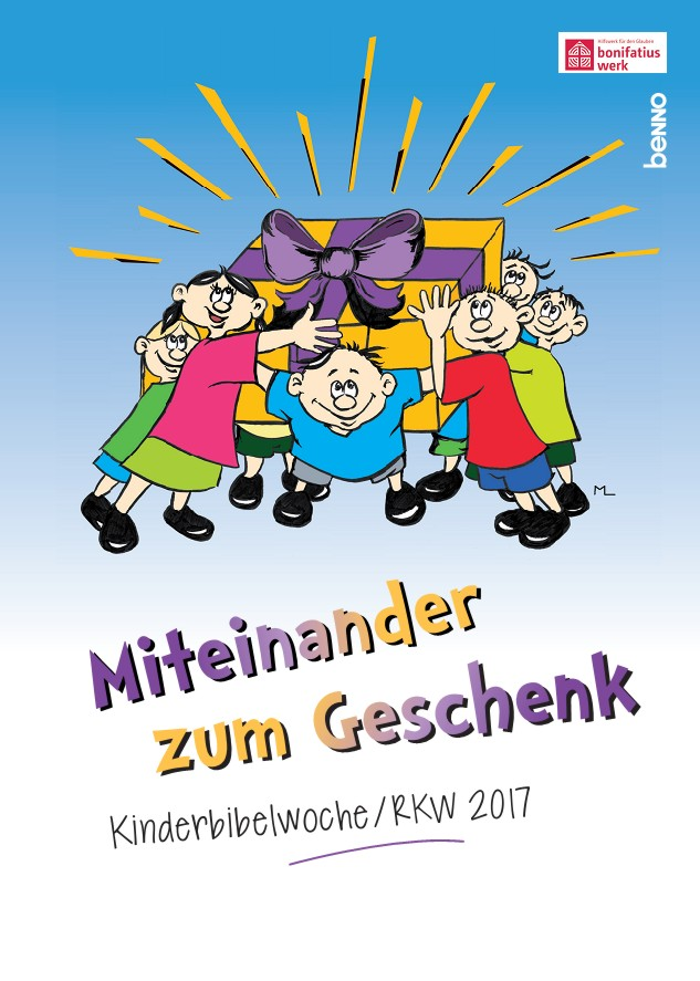 Anmeldung zur Religiösen Kinderwoche 2017