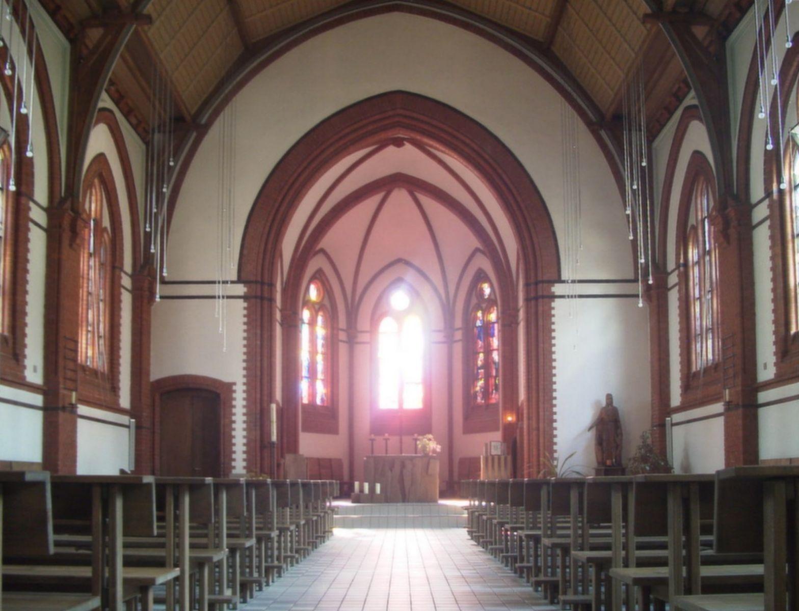 05.05.2020 – Mittwoch der 4. Osterwoche Heilige – Messe aus der Kirche St. Josef Köpenick