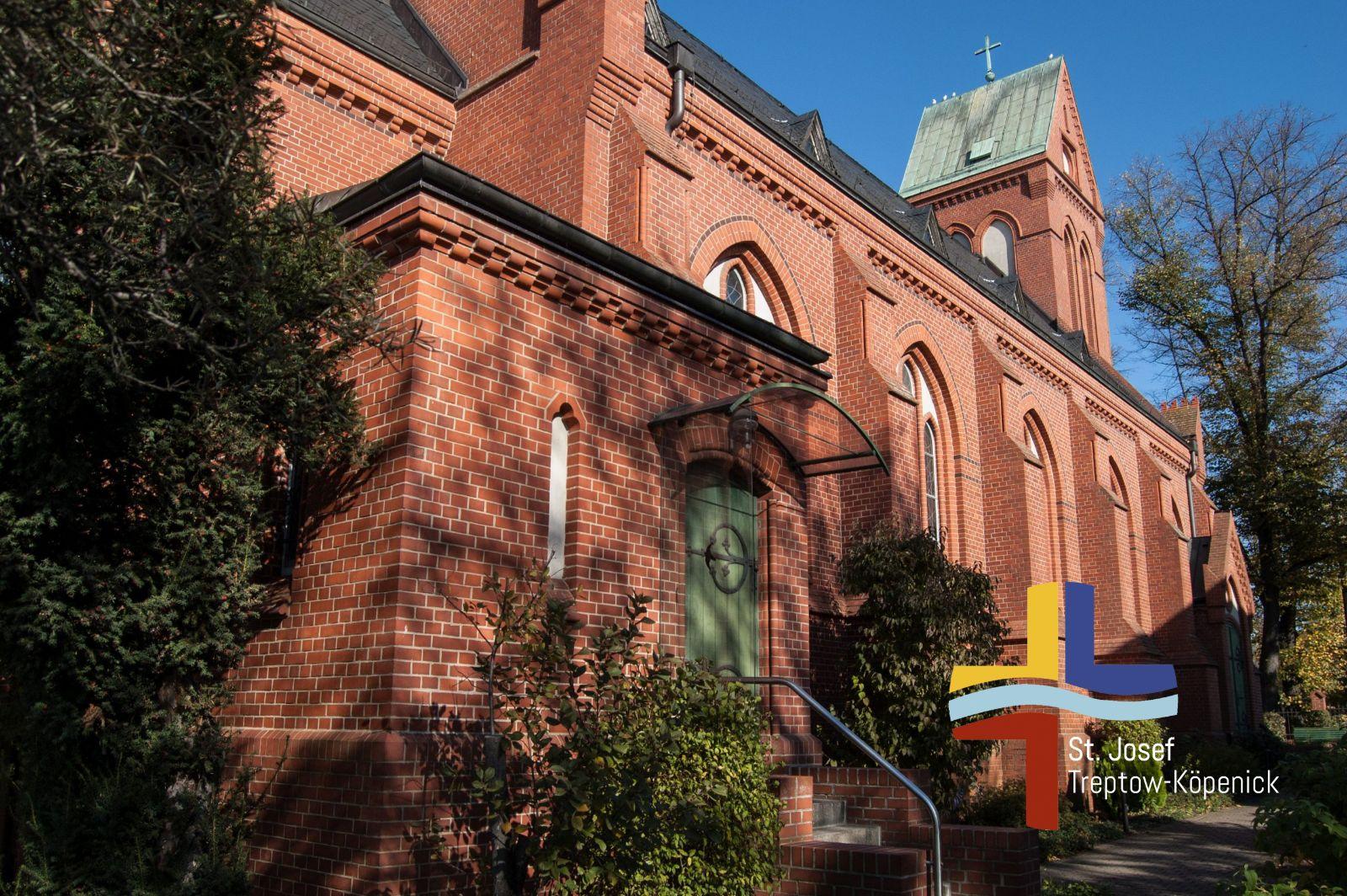 22.04.2020 – Mittwoch der 2. Osterwoche Heilige – Messe aus der Kirche St. Josef Köpenick