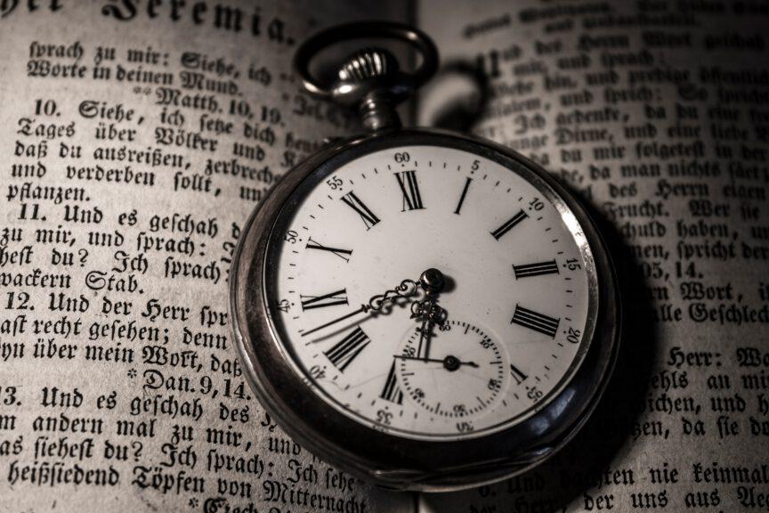 Freude an der Zeit | Geistlicher Impuls | 01.09.2021