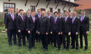 Samstag, 14.10.2017, um 19.30 Uhr Konzert mit ehemaligen Regensburger Domspatzen – Ensemble Hubert Velten