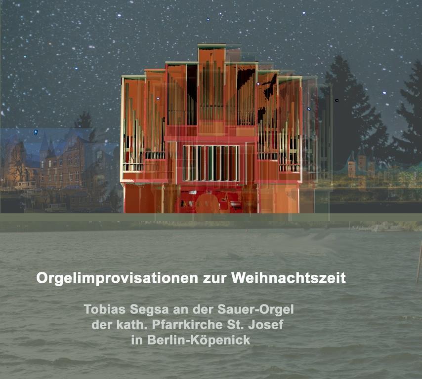 Vorweihnachtliches Orgelkonzert im Livestream 20.12. 17 Uhr