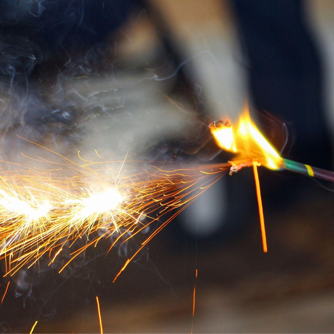 Impuls für den Tag – 15.04.2020 – Die Zündschnur brennt – Anfang der Herrlichkeit