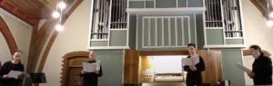 Konzert an Pfingstsonntag   Nacht der Musik – Gregorianischer Choral und Orgelimprovisation