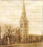 St. Josef mit Turm