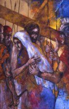Jesus begegnet  seiner Mutter | 4. Station auf dem Online-Kreuzweg
