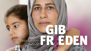 Aufruf der deutschen Bischöfe zur Fastenaktion Misereor 2020